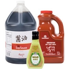 Asian Condiments