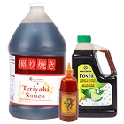 Asian Sauces and Glazes