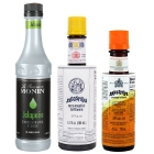 Cocktail Bitters and Concentrated Flavors