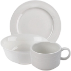 Bone White China Dinnerware