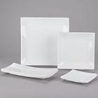 CAC Tokyia Bone White Porcelain Dinnerware