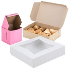 Cake Boxes and Bakery Boxes