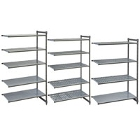 Cambro Camshelving® Basics Plus Add-On Shelving Units