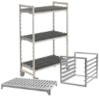 Cambro Shelving, Camshelving® Basics, Elements, and Premium Series