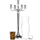 Candelabras and Restaurant Candle Holders