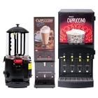 Cappuccino / Hot Chocolate Dispensers