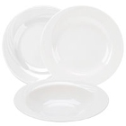 Cardinal Cypress Glass Dinnerware