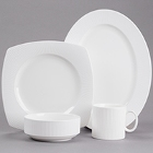 Chef & Sommelier Ginseng White Porcelain Dinnerware by Arc Cardinal