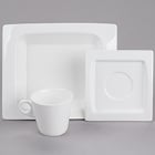 Arcoroc Mera White Porcelain Dinnerware by Arc Cardinal