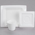 Cardinal Mera White Porcelain Dinnerware