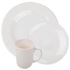 Cardinal Opal Reception Ivory (American White) China Dinnerware