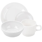 Cardinal Reception Glass Dinnerware