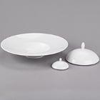 Cardinal Savor White Porcelain Dinnerware