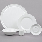 Arcoroc Zenix White Porcelain Dinnerware by Arc Cardinal