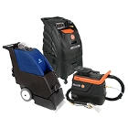 Carpet Shampooers / Extraction Machines and Accessories
