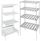 Channel Aluminum Shelving