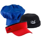 Chef Hats & Chef Caps