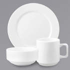 Chef & Sommelier Eternity Plus China Dinnerware by Arc Cardinal