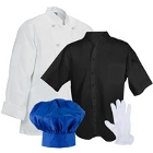 Chef Whites and Apparel