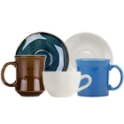 China Cups, Mugs, and Saucers