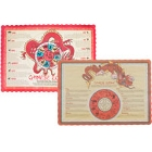 Chinese / Asian Placemats