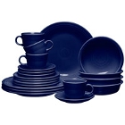 Homer Laughlin Cobalt Blue Fiesta Dinnerware