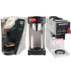 Commercial Pourover Coffee Makers / Brewers