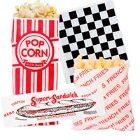 Concession Food Bags