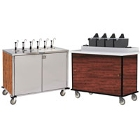 Mobile Condiment Carts