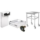 Conveyor Oven Body and Mechanical Components