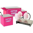 Cotton Candy Displays and Merchandisers