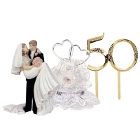 Decorative Cake Toppers