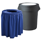 Decorative Trash Can Covers