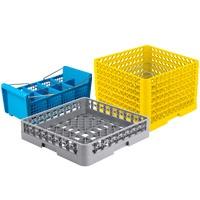 Dish and Flatware Racks