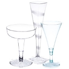 Disposable Plastic Champagne Glasses