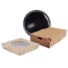 Disposable Food Boxes / Catering Trays