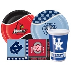 Disposable Sports Themed Party Supplies