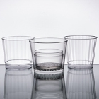 Disposable Plastic Rocks Glasses