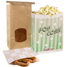 EcoCraft Green Paper Bags