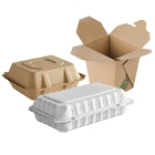 Eco-Friendly, Biodegradable & Compostable Take-Out Containers
