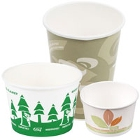 Eco-Friendly Paper Soup Cups and Bowls