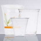 Eco-Friendly Recycled and Biodegradable Plastic Cups