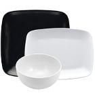 Elite Global Solutions Radius Melamine Dinnerware