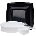 Elite Global Solutions Sides Melamine Dinnerware