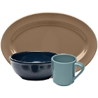 Elite Global Solutions Urban Naturals Melamine Dinnerware