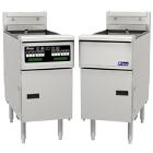 Electric Floor Fryers