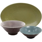 Elite Global Solutions Pebble Creek Melamine Dinnerware