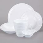 Elite Global Solutions Swirl Melamine Dinnerware