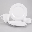 Elite Global Solutions Simplicity Melamine Dinnerware