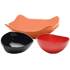 Elite Global Solutions Organic Bowls Melamine Servingware